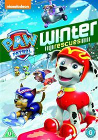 Paw Patrol: Winter Rescue (Import DVD)
