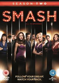 Smash: Season 2 (DVD)