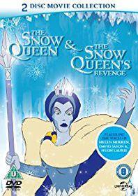 The Snow Queen/The Snow Queen's Revenge (DVD)