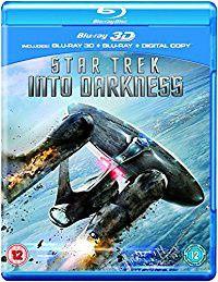 Star Trek Into Darkness (3D + 2D Blu-ray)