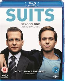 Suits: Season 1 (Blu-ray)