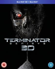 Terminator Genisys (3D + 2D Blu-ray)