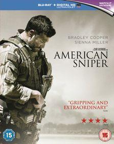 American Sniper (Import Blu-ray)