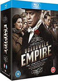 Boardwalk Empire Season 1-5 (Blu-ray)