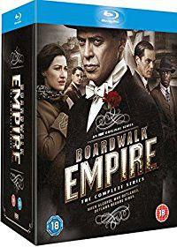 Boardwalk Empire Season 1-5 (Blu-ray)