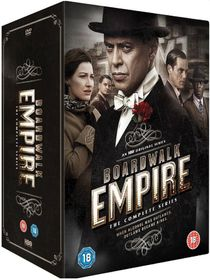 Boardwalk Empire Season 1-5 (Parallel Import - DVD)