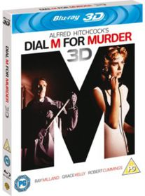 Dial M for Murder (3D Blu-Ray)