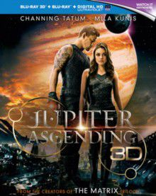Jupiter Ascending (3D Blu-ray)