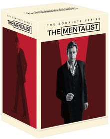 The Mentalist Season 1-7 (DVD)
