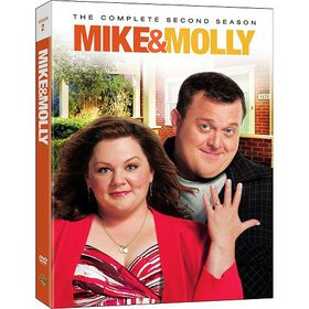 Mike Molly - Season 2 (DVD)