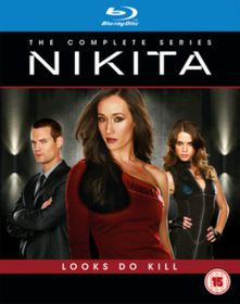 Nikita The Complete Season 1 - 4 (Blu-ray)