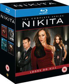 Nikita The Complete Season 1 - 4 (Blu-ray)