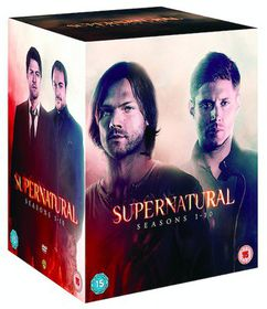 Supernatural: Seasons 1-10 (DVD)