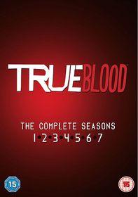 True Blood Season 1-7 (DVD)