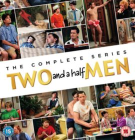Two and a Half Men: The Complete Season 1 - 12 (DVD)