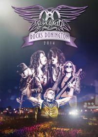 Aerosmith - Rocks Donington 2014 (DVD)