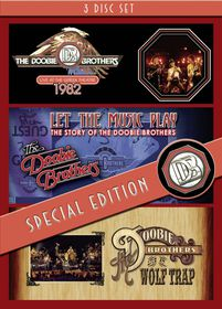 Doobie Brothers: Live at the Greek Theatre 1982/Let the ...