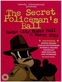 Secret Policeman's Ball: 2012