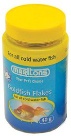 Marltons - Goldfish Flakes - 25g