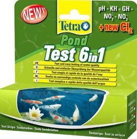 Tetra - Pond Test 6-in-1