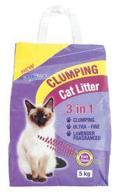 Marltons - 3 in 1 Cat Litter - Moonlight Ultra - Lavender