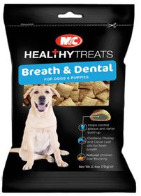 Marks & Chapel - Healthy Treats Breath & Dental Dog - 0.07kg