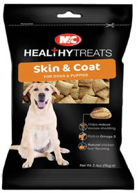 Marks & Chapel - Healthy Treats Skin & Coat Dog - 0.07kg