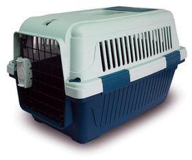 Marltons - Plastic Pet Carrier Deluxe