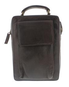 Busby Havana Mans bag Brown - BT1