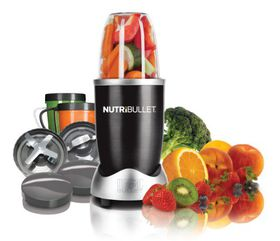 Nutribullet - 600W Superfood Nutrition Extractor - Black