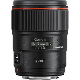 Canon EF 35mm f1.4 L Mk II USM Lens
