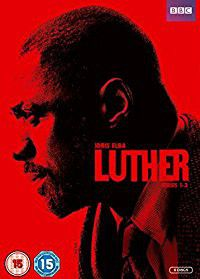Luther: Series 1-4
