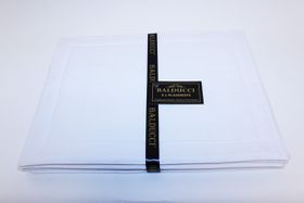 Balducci - Cotton Placemats - Set Of 6 - White