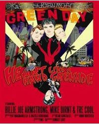 Green Day: Heart Like a Hand Grenade (DVD)
