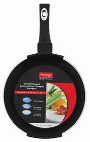 Prestige - 24cm Colour Changing Fry Pan - Blue
