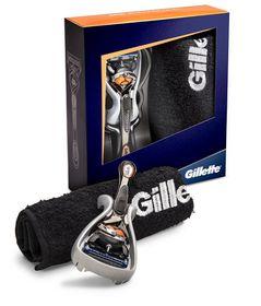 Gillette Fusion Proglide Flexball Gift Pack