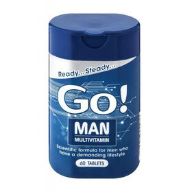 Go Man Tablets - 60s