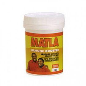 Matla Immune Booster Tablets - 30s