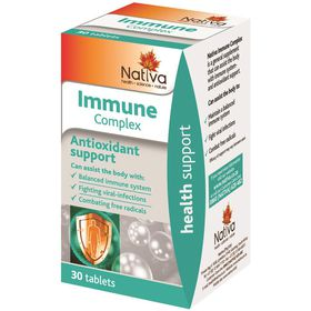 Nativa Immune Complex Tablets - 30s