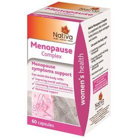 Nativa Menopause Complex Capsules - 60s