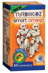 TurboKidz Omega Softgels Tutti Fruity - 60s