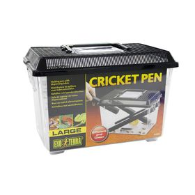 Exo-Terra -  Cricket Feeding Pen - Large