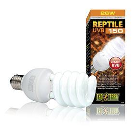 Exo-Terra -  Repti Glo Compact Tropical Terrarium Lamp 10.0 - 26W