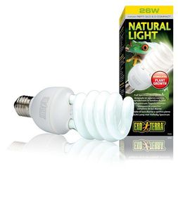Exo-Terra -  Repti Glo Compact Tropical Terrarium Lamp 2.0 -26W