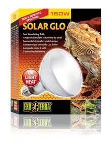 Exo-Terra -  Sun Glo High Intensity Uv Bulb - 160W