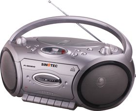 Sinotec Cassette Recorder Player with Radio