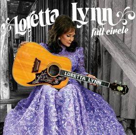 Lynn Loretta - Full Circle (CD)