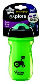Tommee Tippee - 260ml Active Sipper Cup - Tractor