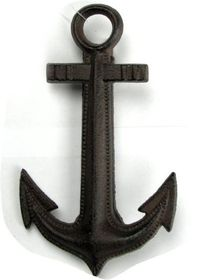 Pamper Hamper - Cast Iron Anchor Door Knocker