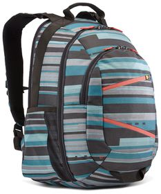 "Case Logic Berkeley 15.6"" Laptop & Tablet Backpack - Playa"